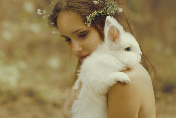chica-conejo