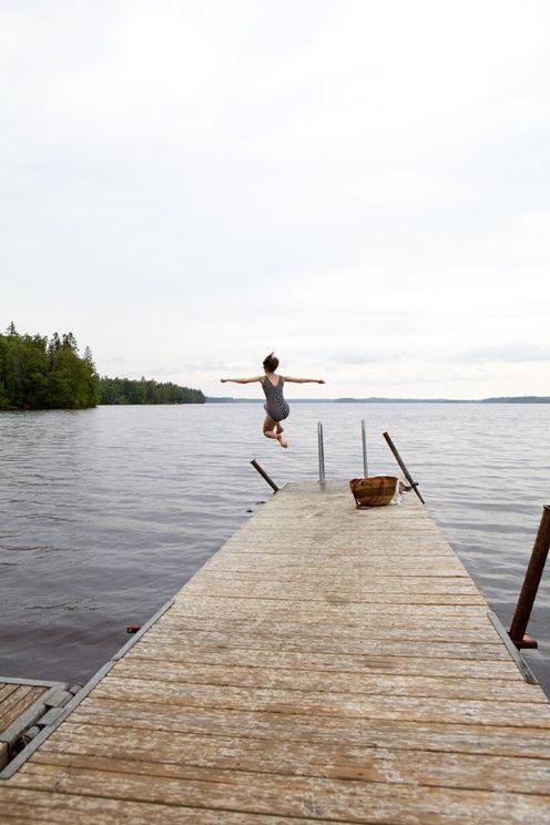 saltar desde un muelle, tejetintas, tejetintas blog, impulsividad, ser impulsivo, dejarse llevar por impulsos, blog literario, reflexiones